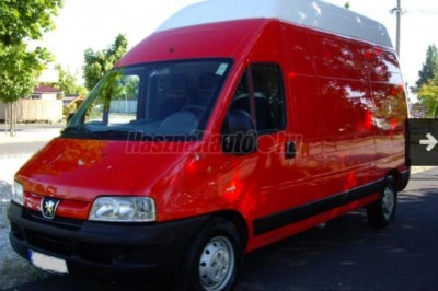 Peugeot Boxer Maxi Extra magas